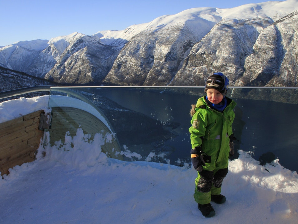 Explore Undredal by summer and winter! Undredal  Norway