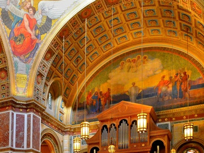 Cathedral of St. Matthew the Apostle Washington, D.C. District of Columbia United States