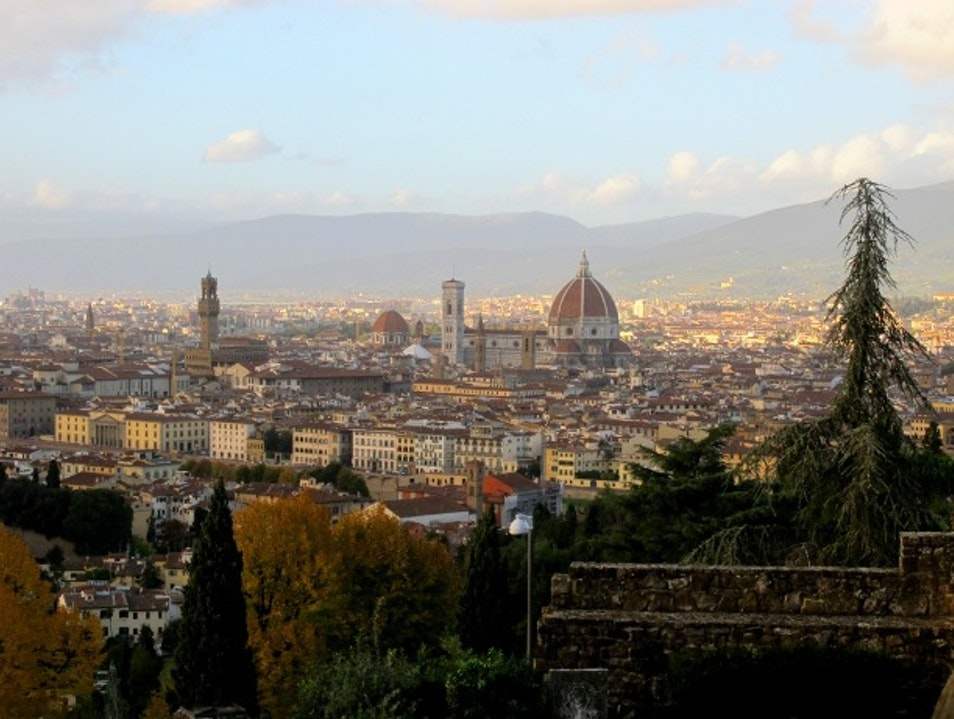 Walk to San Miniato al Monte for the Best Views of Florence Florence  Italy