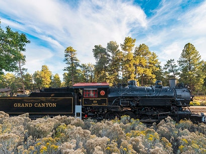 Grand Canyon Railway Grand Canyon Village Arizona United States