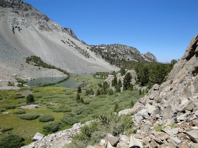 Mammoth Rock Trail Mammoth Lakes California United States