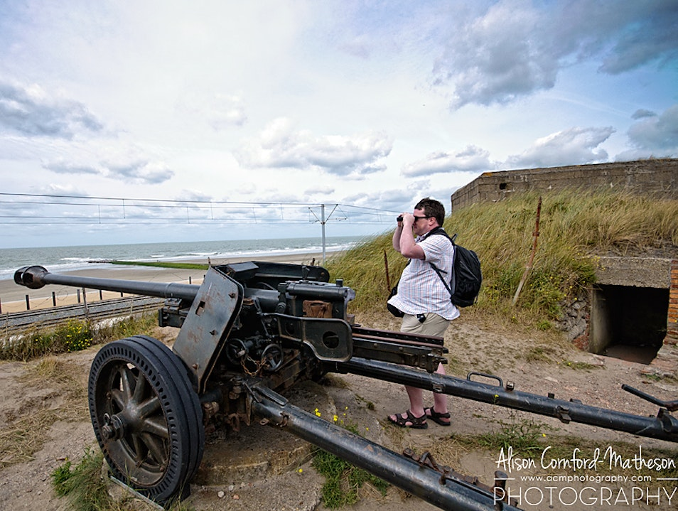 Explore History at Oostende's Atlantic Wall Museum Ostend  Belgium