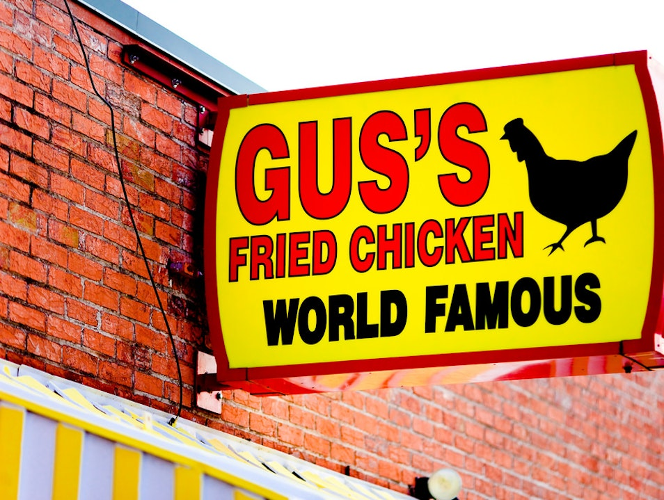 Gus's Fried Chicken Chicago Illinois United States