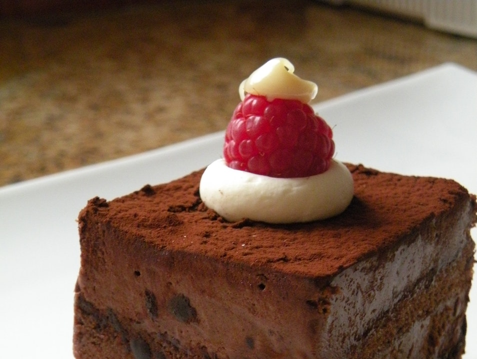 French-style desserts in San Diego