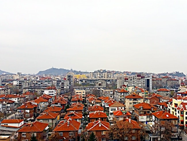 Plovdiv, Bulgaria – the modern city