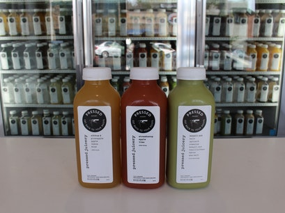 Pressed Juicery Manhattan Beach California United States