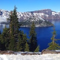 Crater Lake National Park Crater Lake Oregon United States