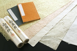 Echizen-Washi Papermaking