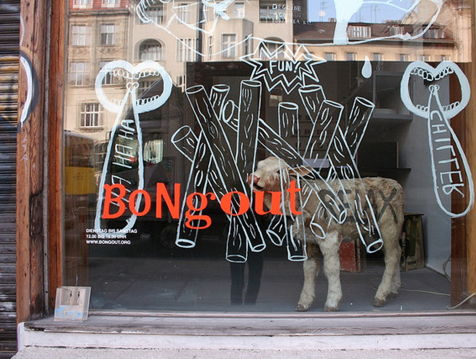 Bongout Gallery Berlin  Germany