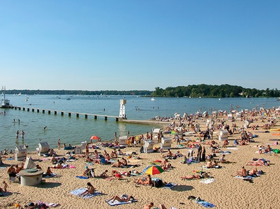 Wannsee | Wannsee Lake Berlin  Germany