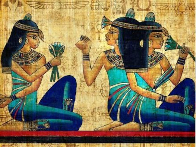 Elbardy Papyrus - Egyptian Papyrus Papers