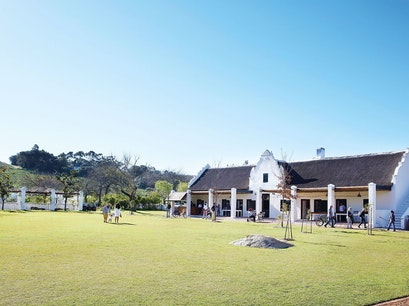Spier Wine Farm   South Africa