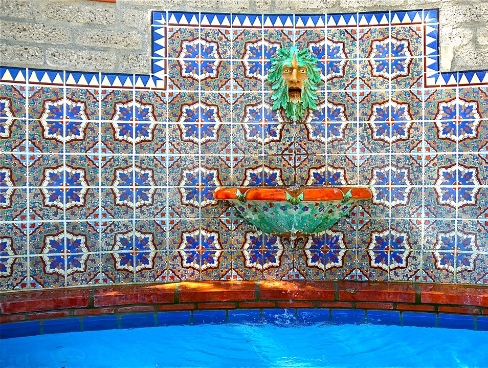 Did I Just Die and Go to Malibu-Tile-Heaven?