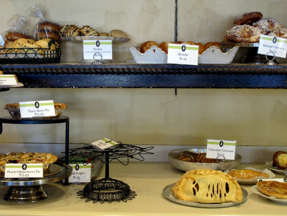 A Friendly Neighborhood Bakery Sacramento California United States