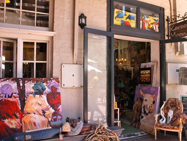 An Eclectic Country Store in Cape Town