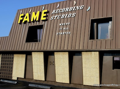 Fame Recording Studios Inc Muscle Shoals Alabama United States