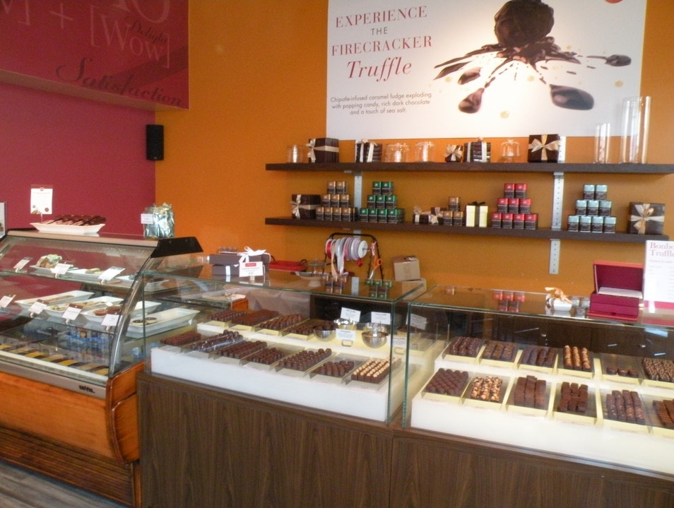 Best chocolate in the world right here in San Diego!