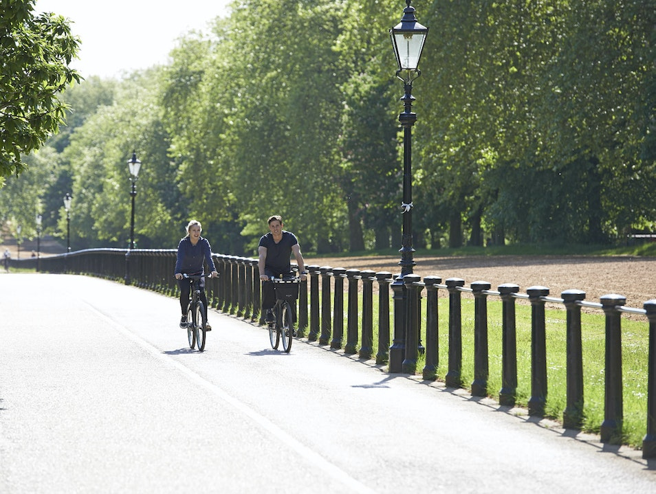 Hyde Park: A Haven in the City  London  United Kingdom
