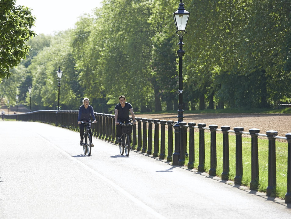 Hyde Park: A Haven in the City