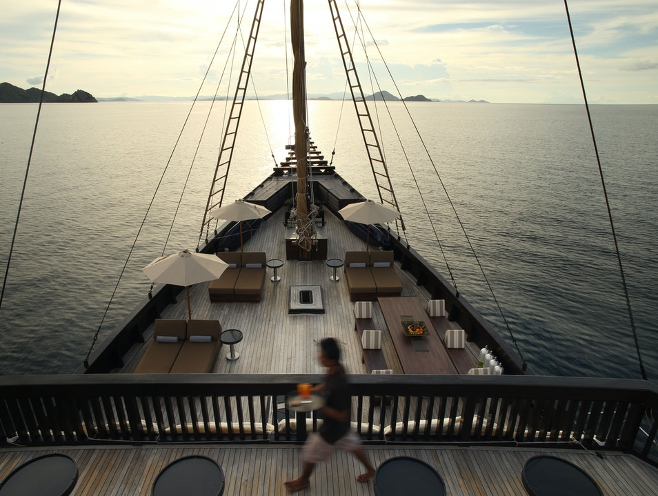 The Ultimate Indonesian Cruise—for Non-Cruisers