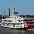 Steamboat Natchez New Orleans Louisiana United States