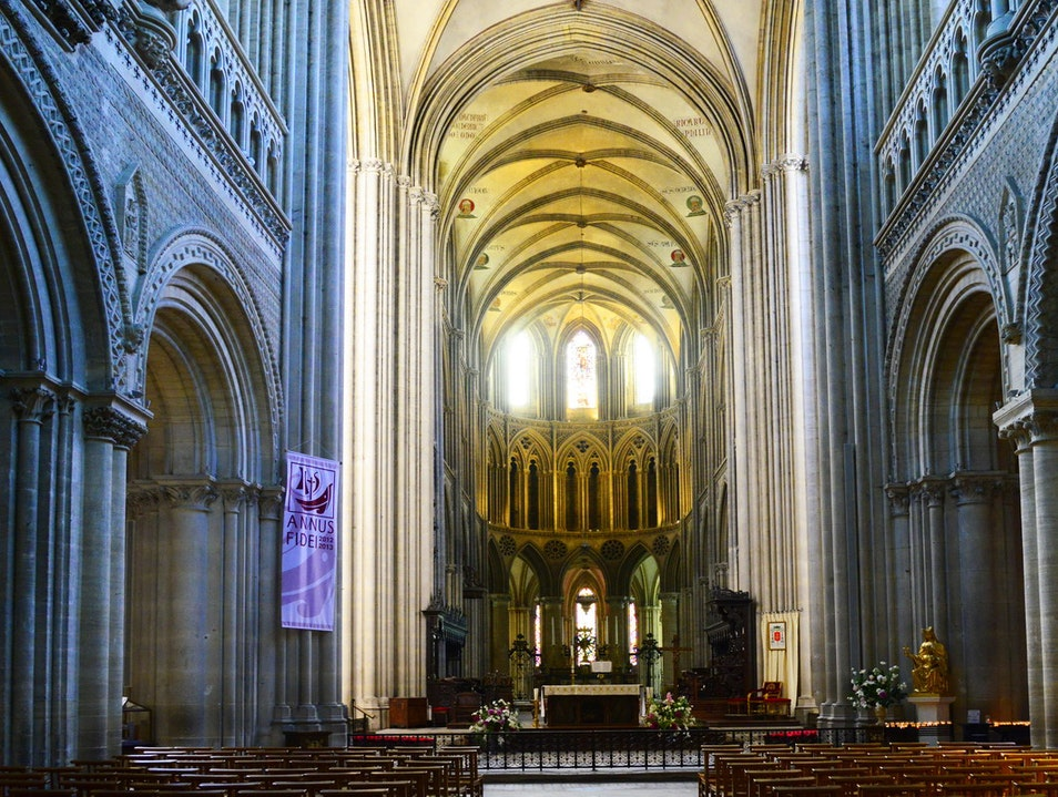 Bayeux Cathedral Bayeux  France