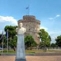 White Tower Museum Thessaloniki  Greece