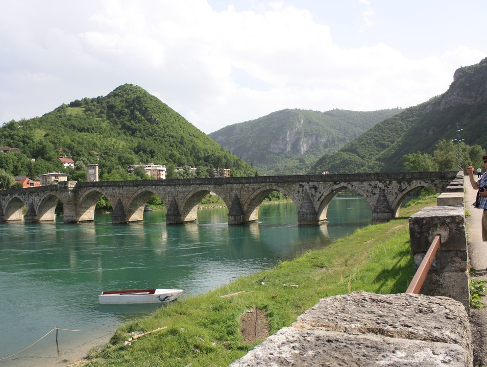 Mehmed Paša Sokolović Bridge Republika Srpska  Bosnia and Herzegovina