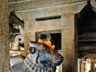 Bhoganandishwara Temple Nandi  India