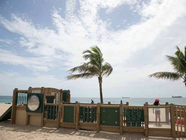 Pick a Favorite Beach Entrance
