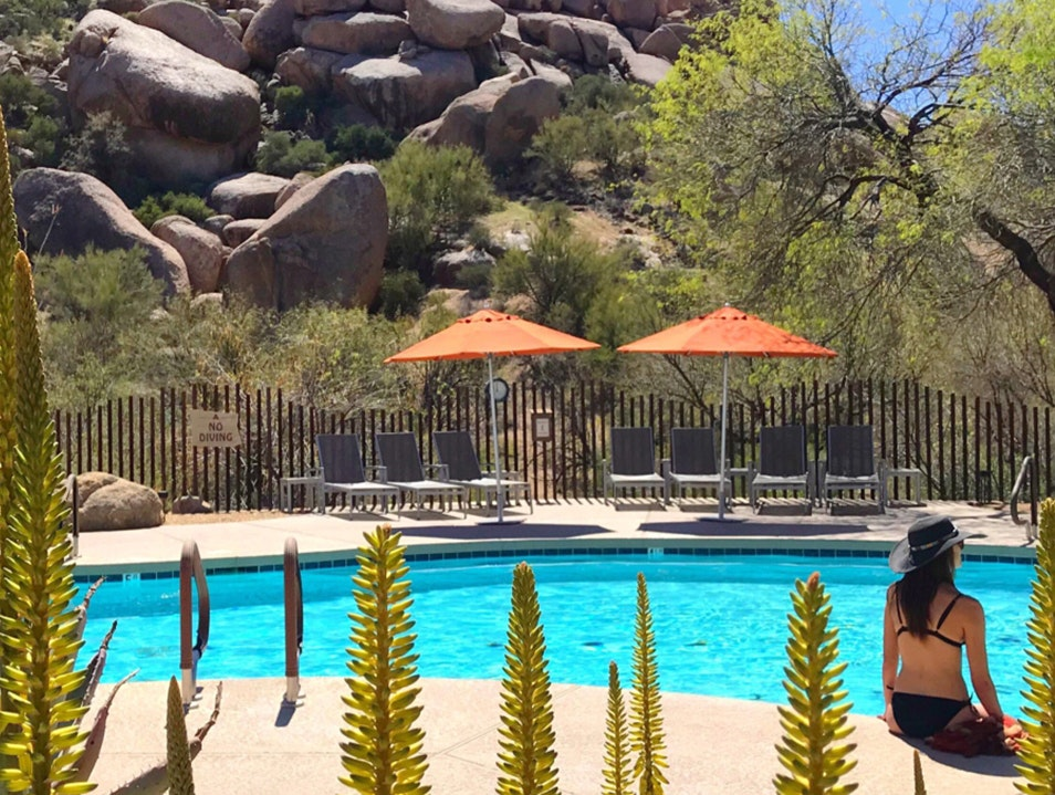Boulders Resort & Spa Scottsdale Scottsdale Arizona United States