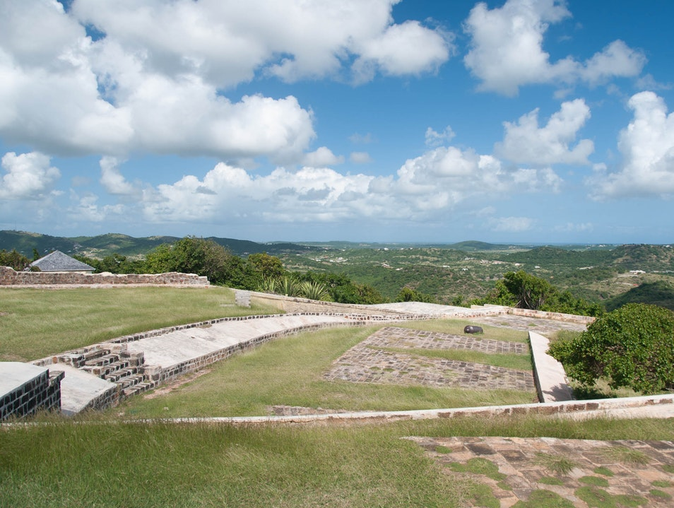 Take a Stand at Shirley Heights Saint Paul  Antigua and Barbuda