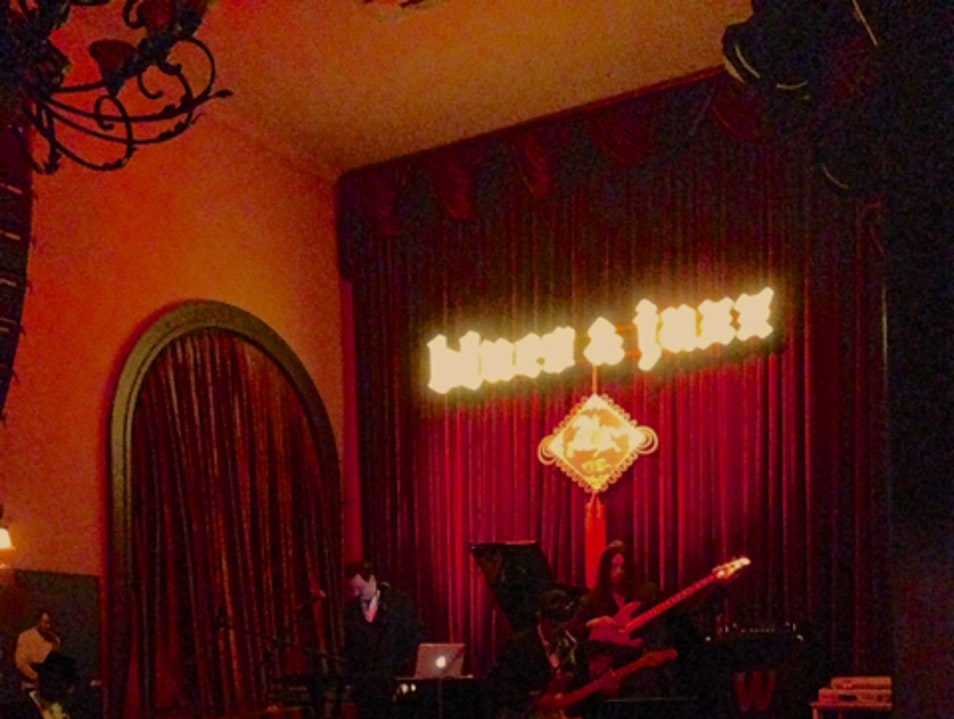 An Evening at the House of Blues & Jazz