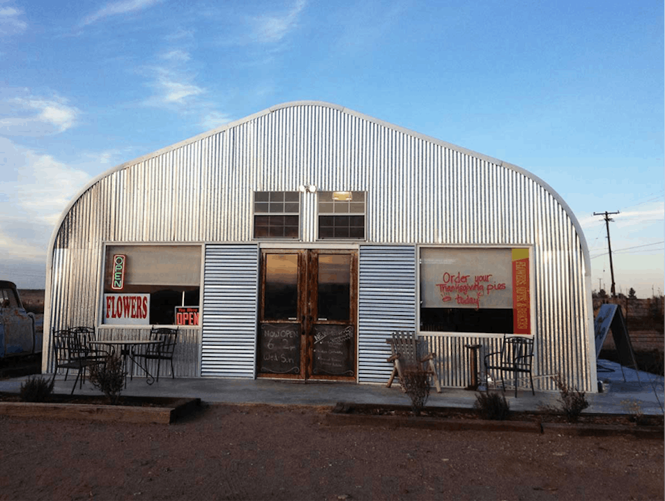 Artful Eating Marfa Texas United States
