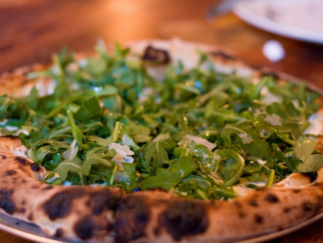 Inventive Slices at Paulie Gee's Pizzeria