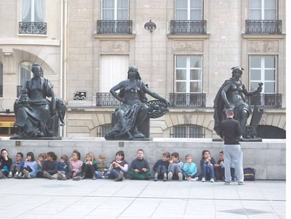 Take a break near the Musee d'Orsay Paris  France