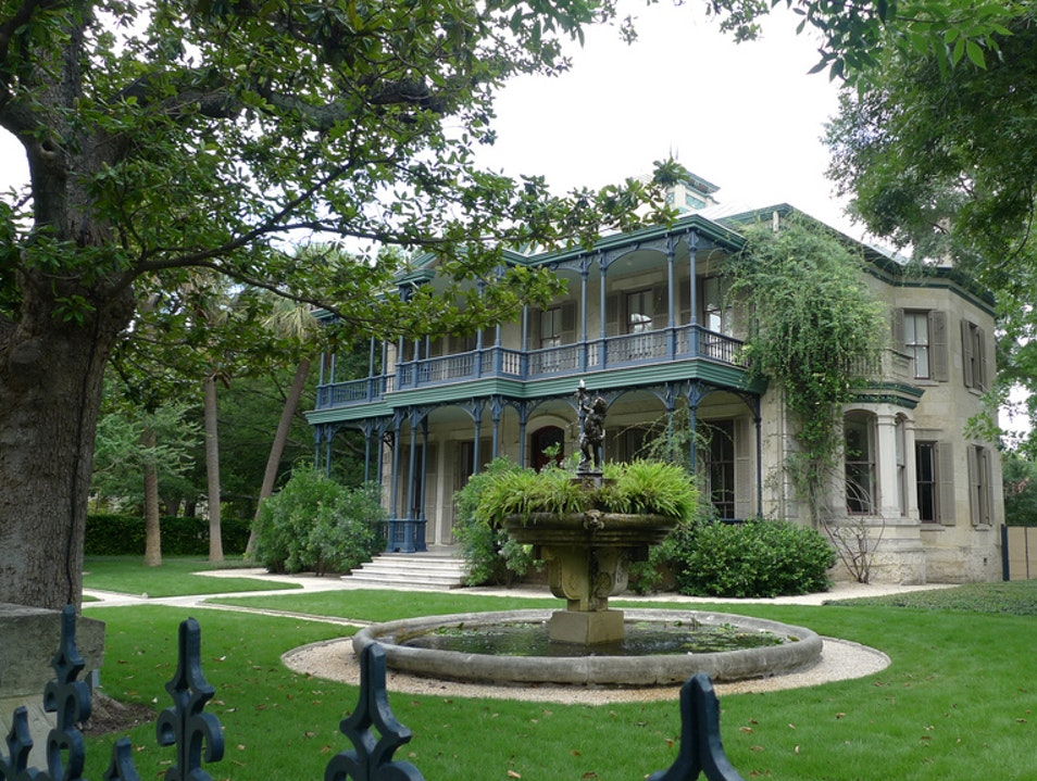 Renaissance of One of San Antonio's Oldest Districts San Antonio Texas United States