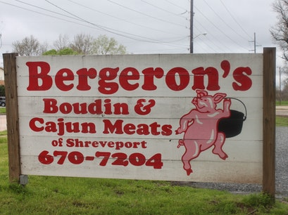 Bergeron's Boudin & Cajun Meats Shreveport Louisiana United States