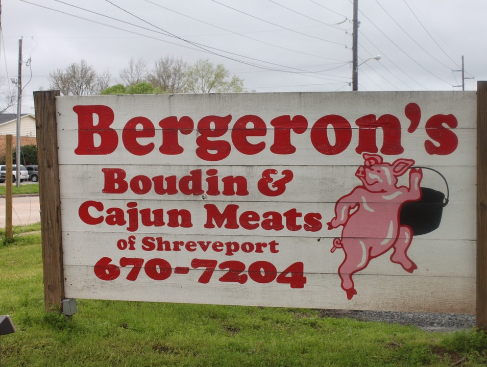 Your Home for Boudin and Cajun Meats
