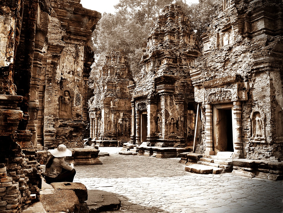 Lost Siem Reap  Cambodia