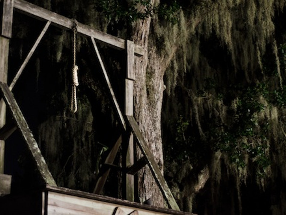 Tour the haunted places in St. Augustine