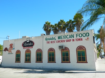 Lourdes Mexican Food Escondido California United States