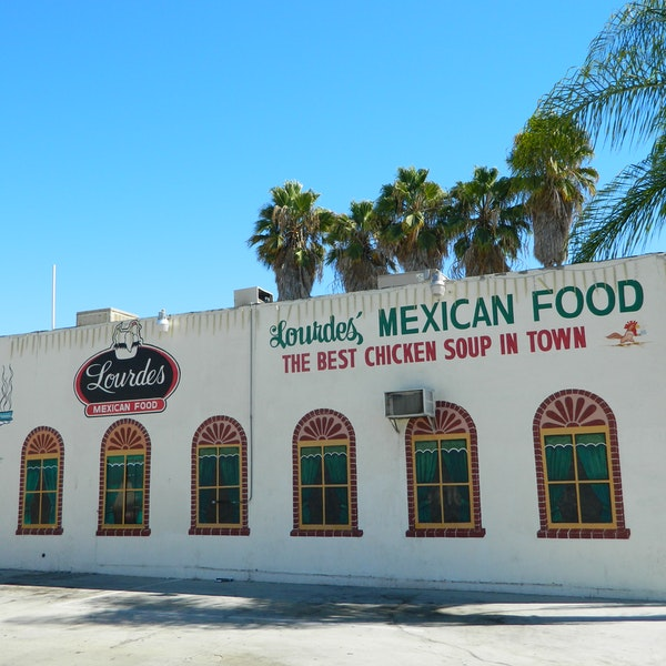 Lourdes Mexican Food Escondido Ca