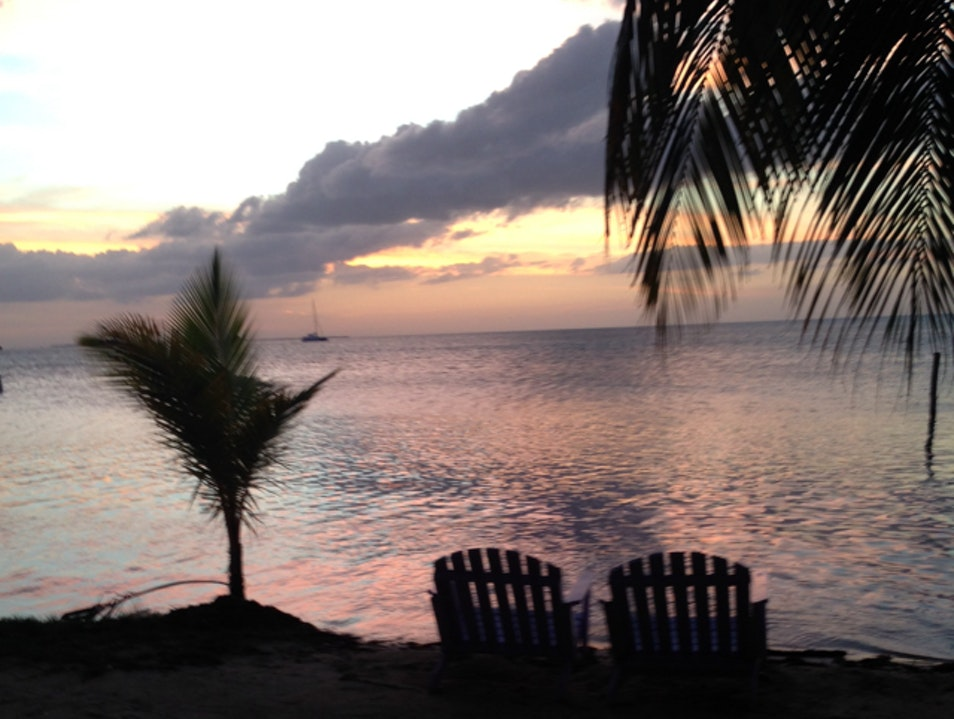 Caye Caulker's Sea Dreams Hotel    Belize