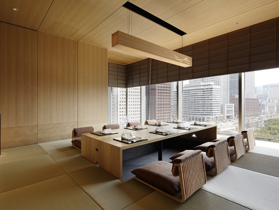 Discerning Package Embraces Imperial Tokyo Chiyoda  Japan