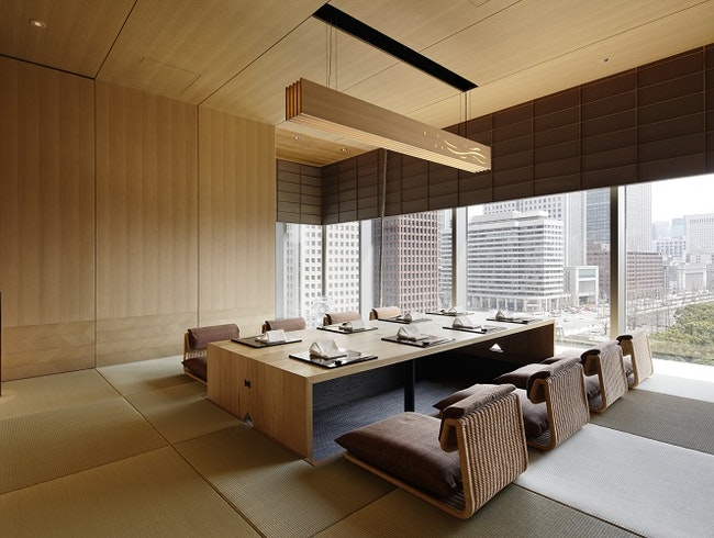 Discerning Package Embraces Imperial Tokyo