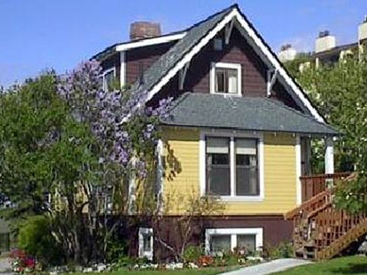 Oscar Anderson House Museum Anchorage Alaska United States