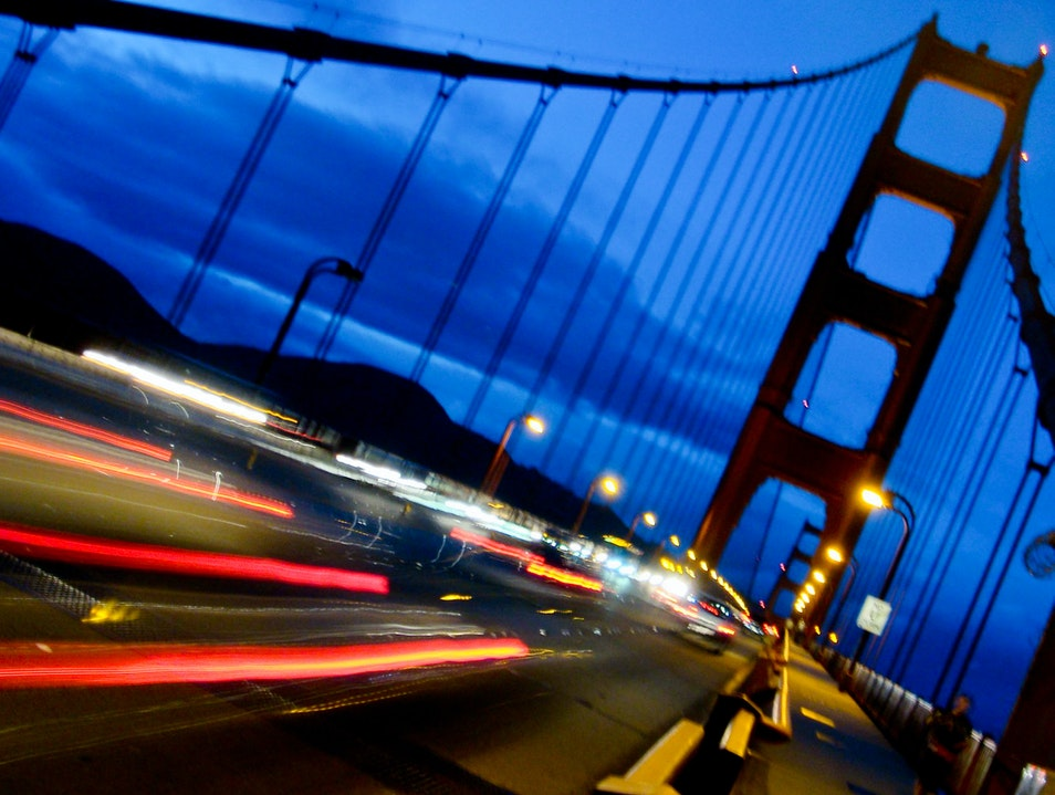 Are We There Yet?: Golden Gate Bridge