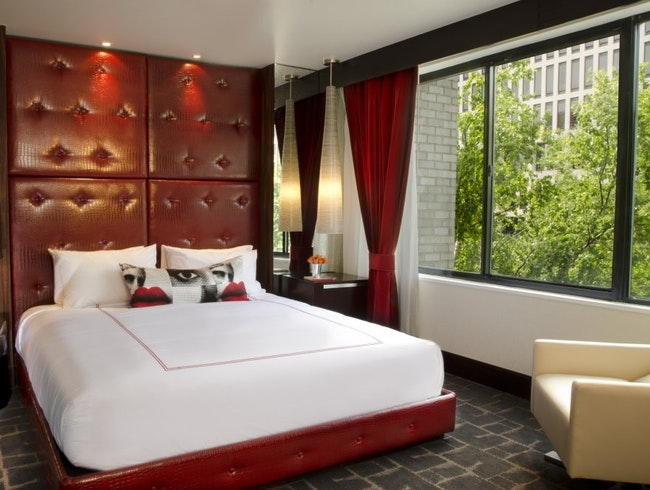 Kimpton's Rouge: Eclectic in All The Right Ways