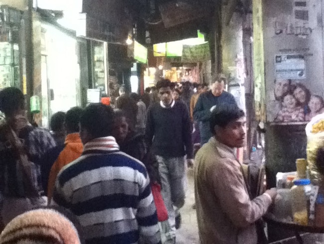 Old Delhi Action